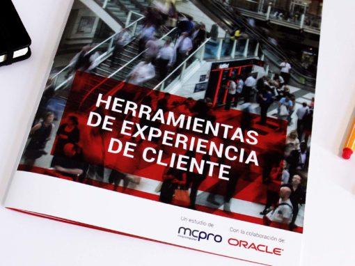 Las Herramientas en la Experiencia del cliente 2016 | ORACLE