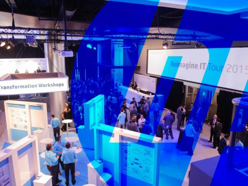 HP Reimagine IT 2015