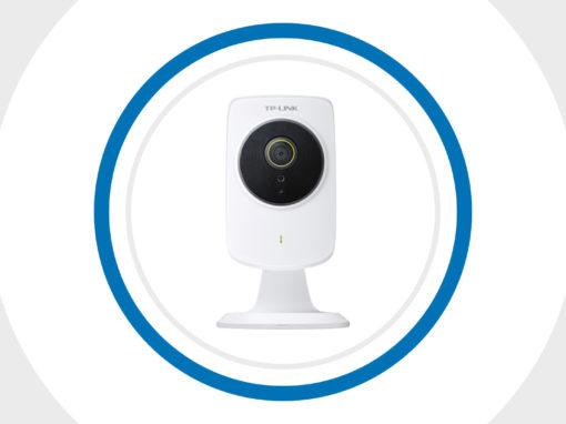 Cámara videovigilancia TPLINK NC250